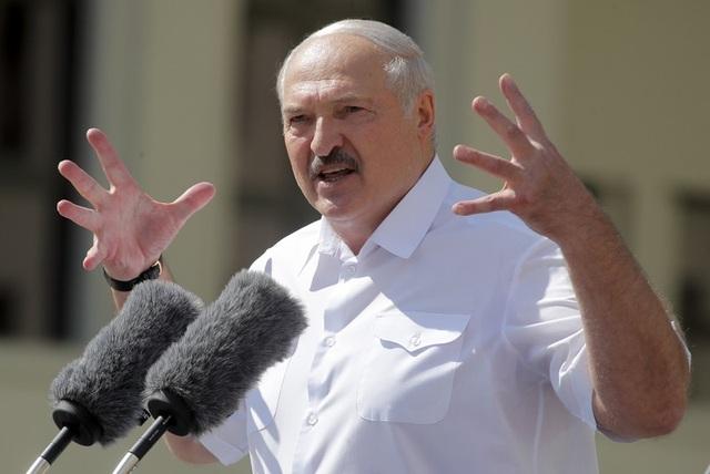 """Cuộc """"so cơ"""" cạnh tranh ảnh hưởng giữa Nga và phương Tây ở Belarus - 1"""