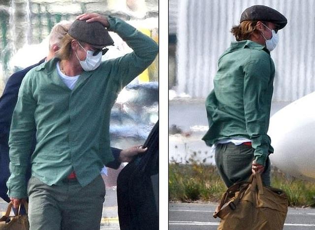 Brad Pitt bị nghi hò hẹn người mẫu 27 tuổi - 2