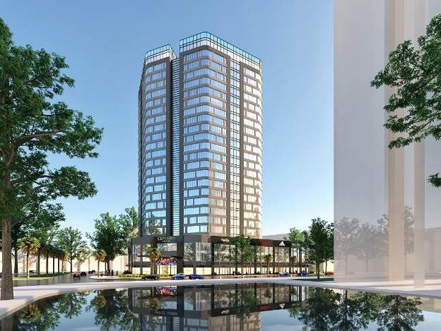 33.000 m2 văn phòng cao cấp sắp gia nhập thị trường Hà Nội - 1