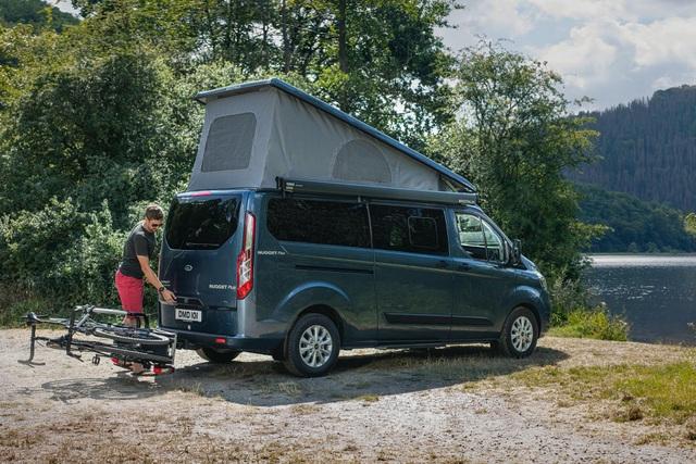 Khám phá thiết kế nâng nóc của Ford Transit Custom Nugget Plus - 2