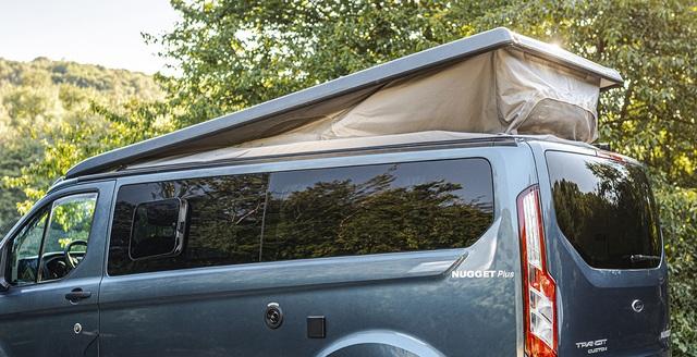 Khám phá thiết kế nâng nóc của Ford Transit Custom Nugget Plus - 8
