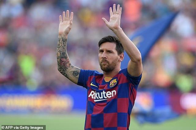 Messi muốn gặp Ban lãnh đạo Barcelona để được tự do ra đi - 1
