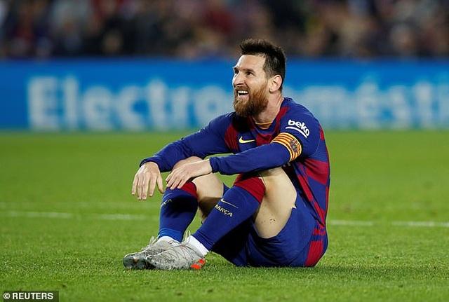 Messi đặt nhiều kỳ vọng ở màn tái hợp HLV Guardiola tại Man City - 1