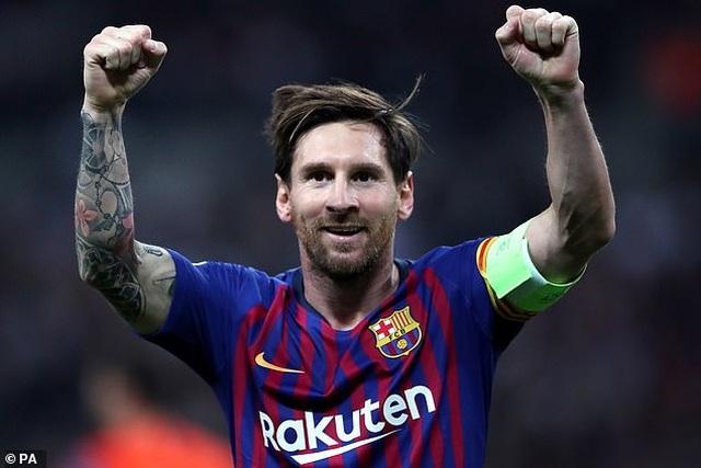 Bố Messi đặt lịch hẹn gặp lãnh đạo Man City - 1