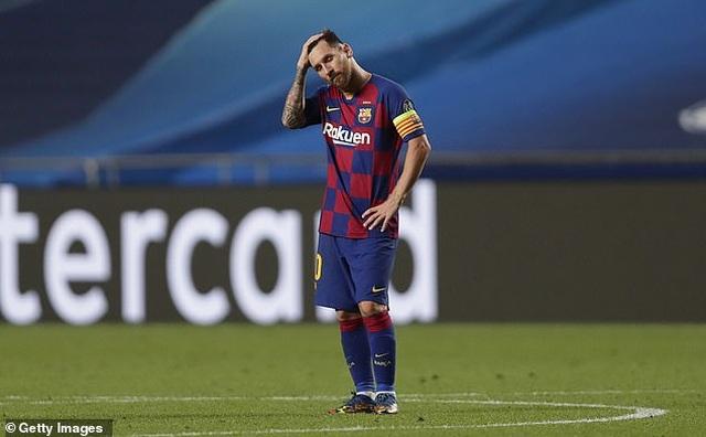 Bố Messi đặt lịch hẹn gặp lãnh đạo Man City - 2