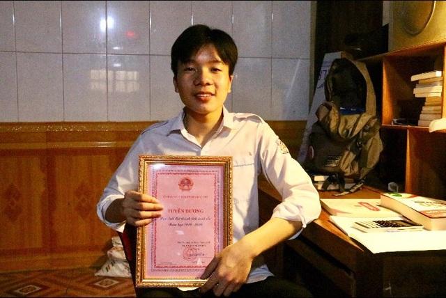 Cậu học trò đạt 29,5 điểm khối B nguyện vọng vào ĐH Y Hà Nội - 4