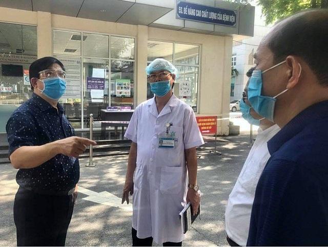 Bộ Y tế nhắc khẩn nhiều bệnh viện không đạt yêu cầu chống dịch Covid-19 - 1