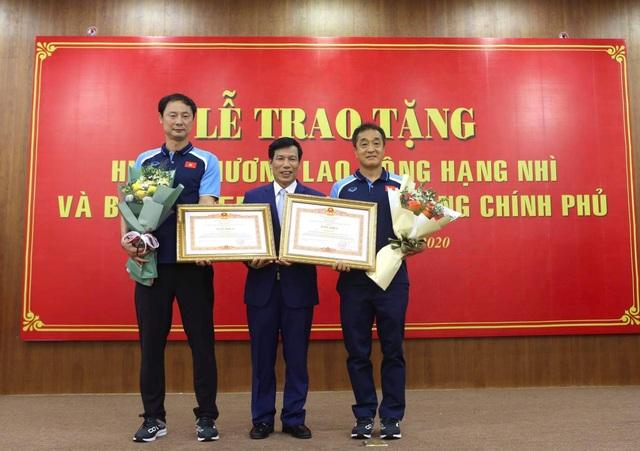 HLV Park Hang Seo vinh dự nhận Huân chương Lao động hạng Nhì - 2