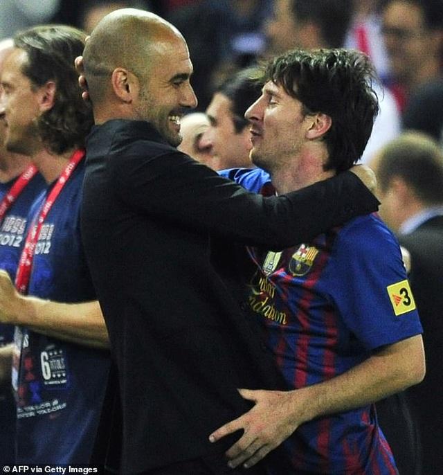 Rivaldo tin tưởng Messi sẽ thành công nếu gia nhập Man City - 1