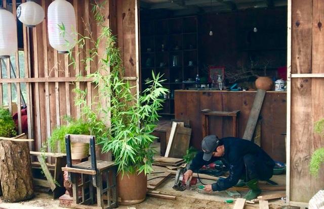 Rời Sài Gòn hoa lệ, chàng trai trẻ tới Đà Lạt dựng nhà, chăm cún, trồng hoa - 8