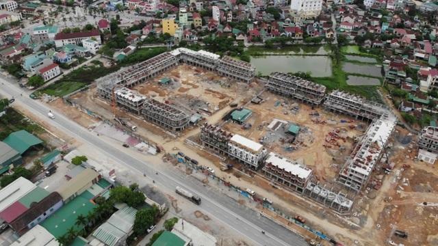 Tìm hiểu chất lượng xây dựng của chợ mới Đô Lương - 2