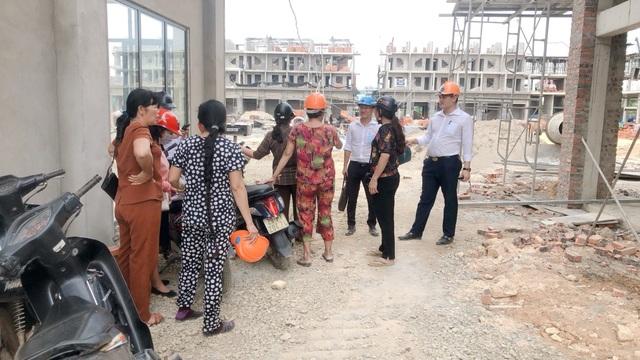 Tìm hiểu chất lượng xây dựng của chợ mới Đô Lương - 5