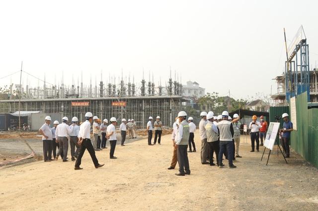 Tìm hiểu chất lượng xây dựng của chợ mới Đô Lương - 6