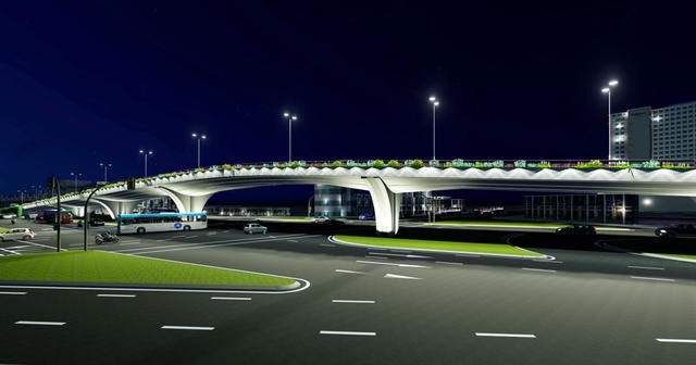 """Hà Nội: Thiết kế hai cây cầu chạy dọc tuyến đường """"đắt nhất hành tinh"""" - 9"""