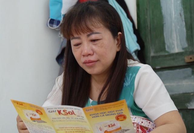 Nụ cười của người phụ nữ vượt qua ung thư buồng trứng - 4