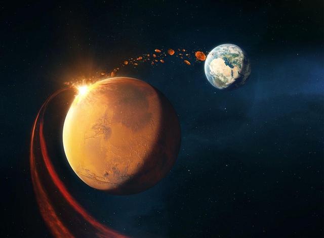 Phát hiện vi khuẩn đặc biệt có thể tồn tại được trên Sao Hỏa - 1