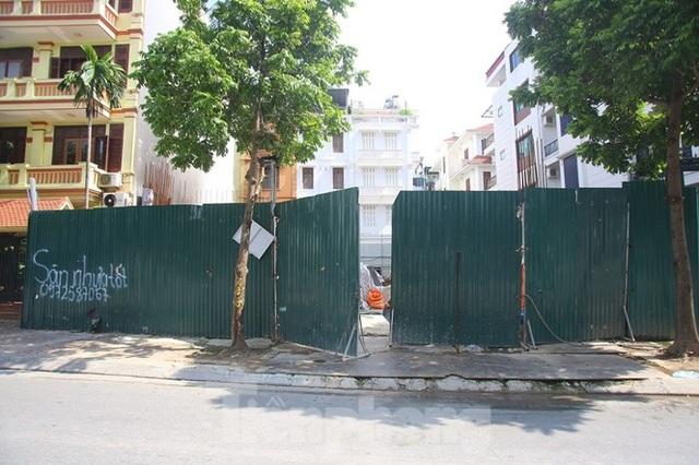 Xôn xao nhà ở riêng lẻ ở Hà Nội được cấp phép đến 4 tầng hầm - 3