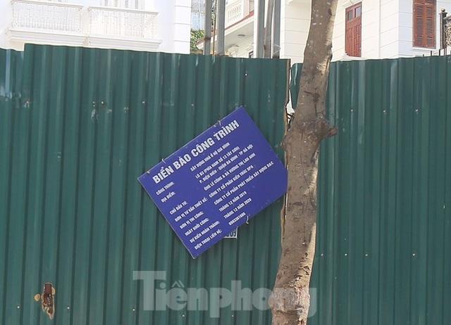 Xôn xao nhà ở riêng lẻ ở Hà Nội được cấp phép đến 4 tầng hầm - 4