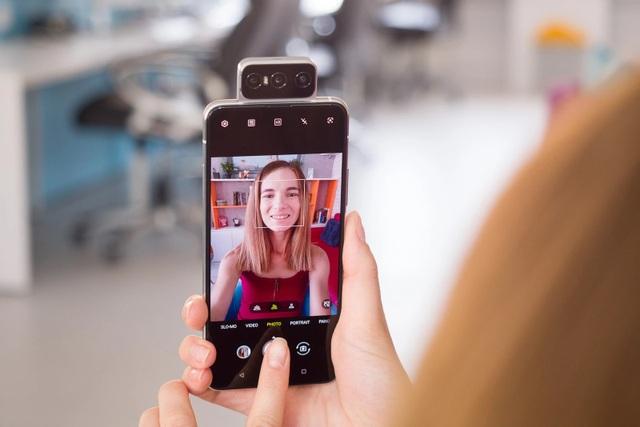 Asus trình làng bộ đôi smartphone ZenFone 7 với thiết kế camera lật - 3