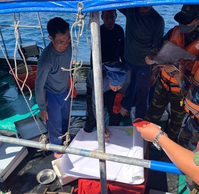 Đẩy đuổi tàu cá Trung Quốc hoạt động trên vùng biển Việt Nam - 1