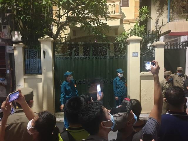 Khám xét nhà ông Nguyễn Đức Chung - 6