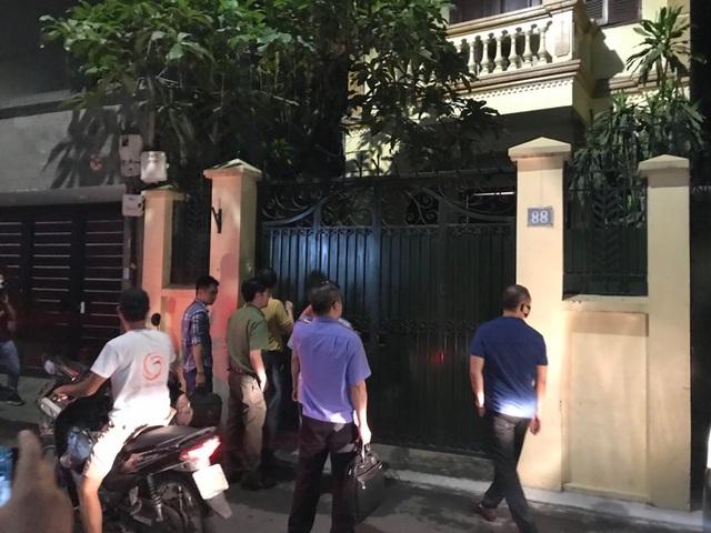 Khám xét nhà ông Nguyễn Đức Chung - 5