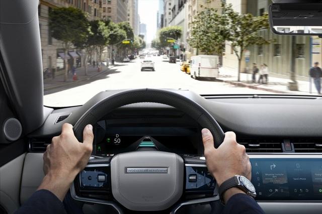 Range Rover Evoque 2021 có nhiều thay đổi lớn - 9