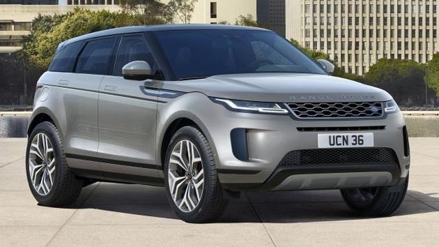 Range Rover Evoque 2021 có nhiều thay đổi lớn - 4