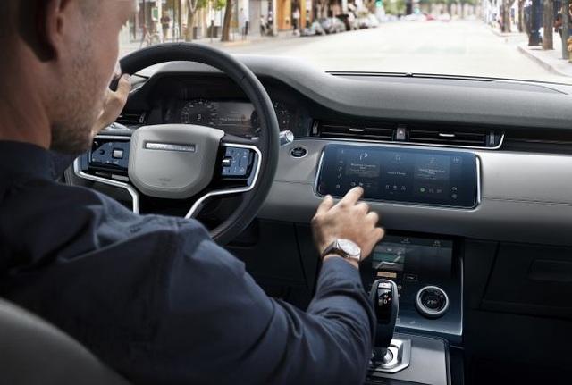 Range Rover Evoque 2021 có nhiều thay đổi lớn - 2