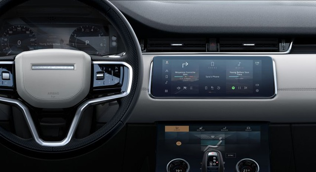 Range Rover Evoque 2021 có nhiều thay đổi lớn - 10