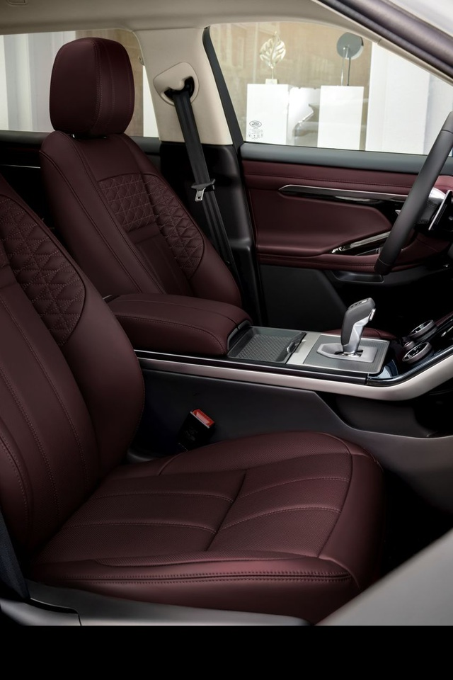 Range Rover Evoque 2021 có nhiều thay đổi lớn - 17