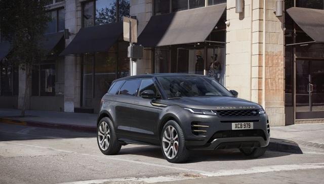 Range Rover Evoque 2021 có nhiều thay đổi lớn - 5