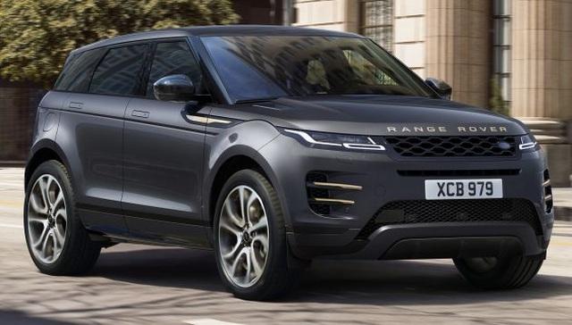 Range Rover Evoque 2021 có nhiều thay đổi lớn - 1