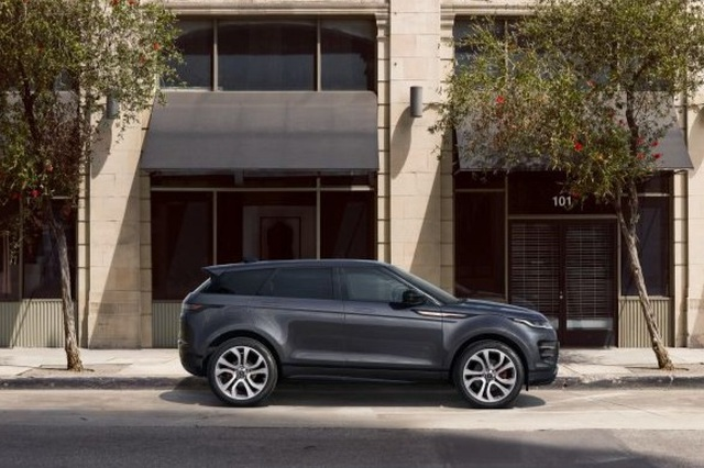 Range Rover Evoque 2021 có nhiều thay đổi lớn - 6