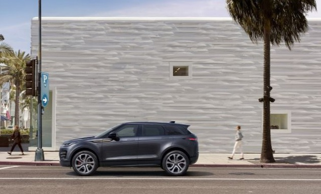 Range Rover Evoque 2021 có nhiều thay đổi lớn - 7