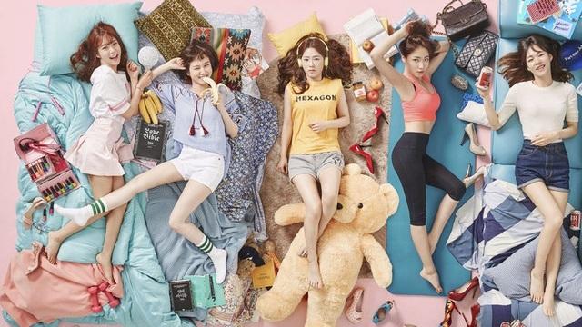 Những bộ phim truyền hình Hàn Quốc đáng xem nói về tuổi thanh xuân - 1