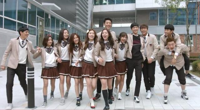 Những bộ phim truyền hình Hàn Quốc đáng xem nói về tuổi thanh xuân - 4