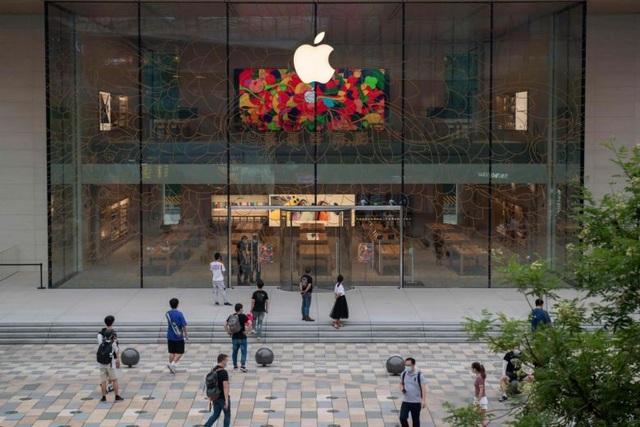 """Trung Quốc dọa tẩy chay Apple nếu Mỹ """"cấm cửa"""" WeChat - 1"""