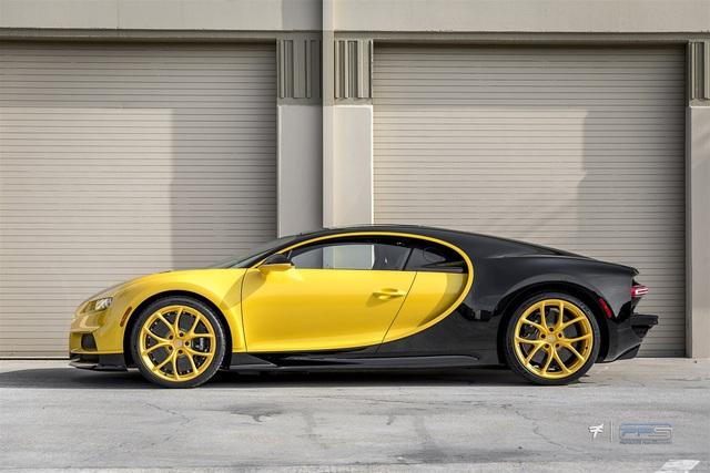 Bugatti Chiron Hellbee - Chú ong vàng đắt giá nhất thế giới - 9