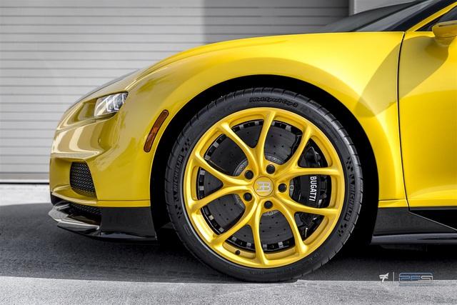 Bugatti Chiron Hellbee - Chú ong vàng đắt giá nhất thế giới - 8