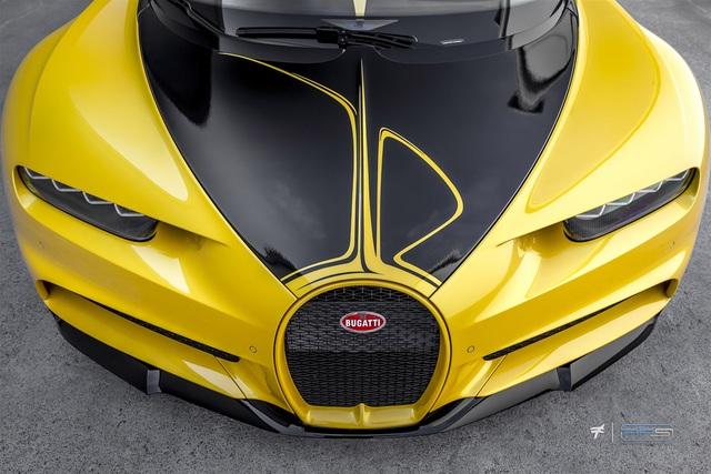 Bugatti Chiron Hellbee - Chú ong vàng đắt giá nhất thế giới - 5