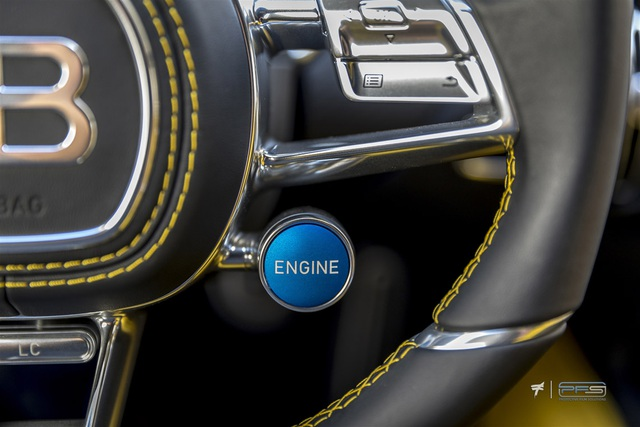 Bugatti Chiron Hellbee - Chú ong vàng đắt giá nhất thế giới - 15