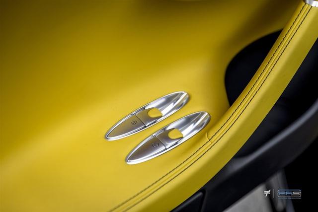 Bugatti Chiron Hellbee - Chú ong vàng đắt giá nhất thế giới - 19