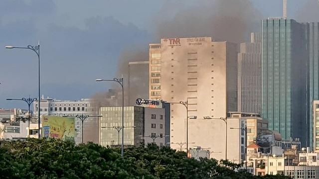 Cháy lớn tại căn nhà trong hẻm ở trung tâm Sài Gòn - 5