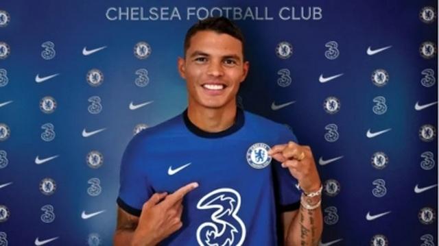 Chelsea chính thức sở hữu siêu trung vệ Thiago Silva - 1