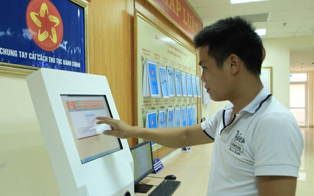Chính phủ điện tử ở Việt Nam xếp hạng thứ mấy trên thế giới? - 3