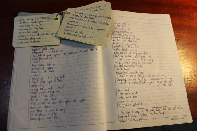 Nữ sinh chia sẻ bí quyết tự học giành điểm 10 môn tiếng Anh - 4