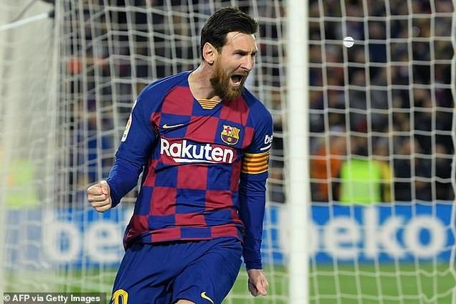 Nhật ký chuyển nhượng ngày 30/8: Messi muốn giành Quả bóng vàng ở Man City - 1
