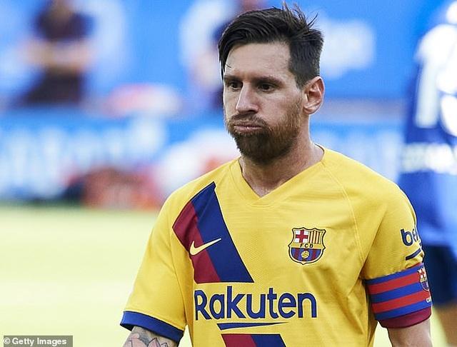 Messi ra đi, HLV Koeman trao nhiệm vụ lĩnh xướng hàng công cho Griezmann - 2
