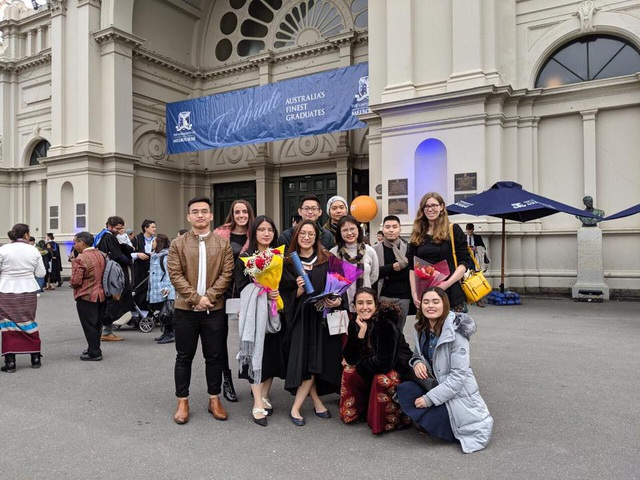 Nữ giảng viên 9X nhận 11 học bổng thạc sĩ từ 7 đại học danh tiếng Anh Quốc - 2